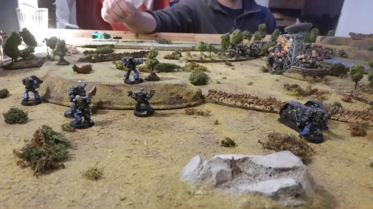 2.1 Marines Advance