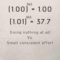 effort as maths